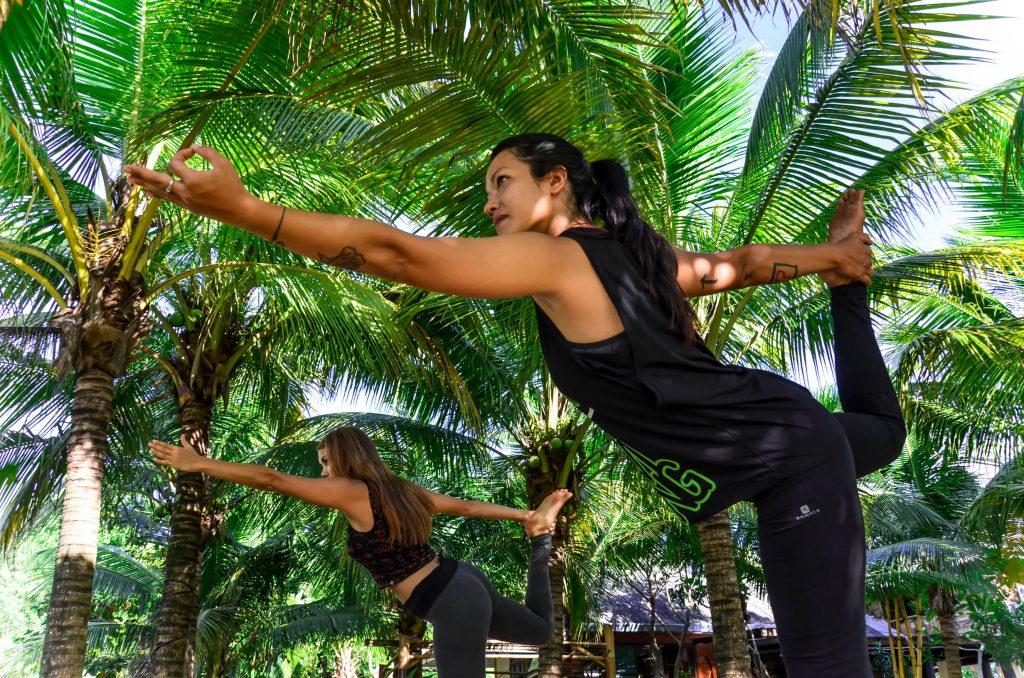 Yoga retreat The Warriors House Chiang Mai