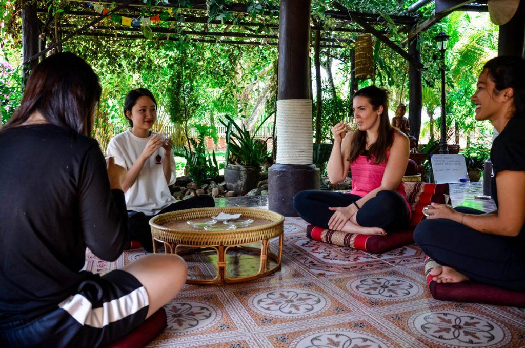 The Warriors House Yoga Retreat